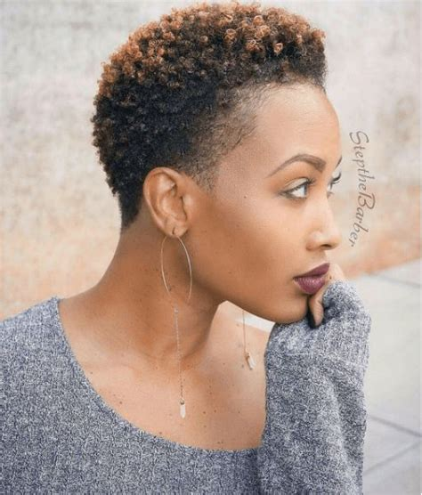 short precision haircut black women 1000 ideas about tapered twa hairstyles on pinterest