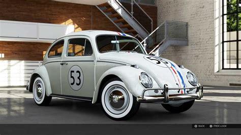 volkswagen beetle herbie forza motorsport 5 volkswagen beetle 1963 herbie the love