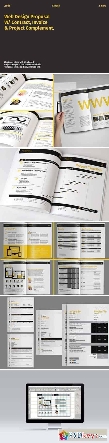 design proposal font web design proposal w complement 339030 187 free download