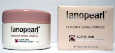 Lanopearl Placenta Herbal Complex bloggang kungcorner lanopearl catherine re birth