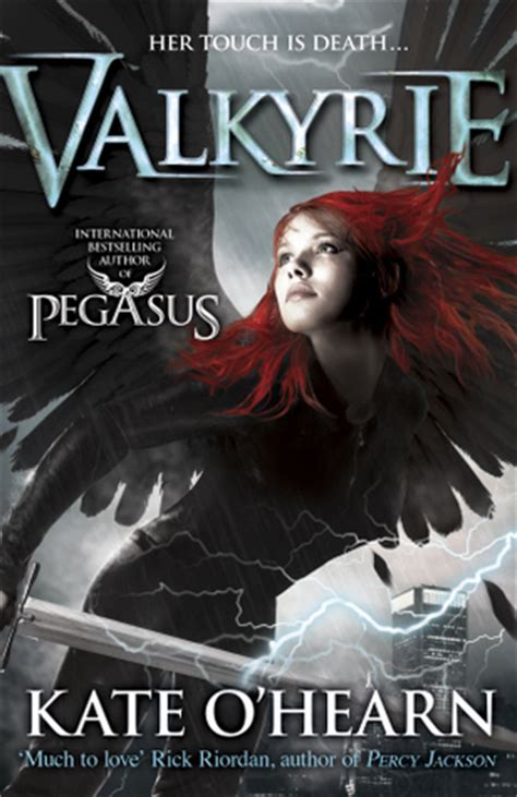 Book Review By Freya by Valkyrie Valkyrie 1 By Kate O Hearn Reviews