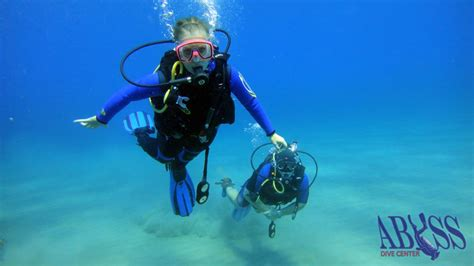 abyss dive center abyss dive center padi certification courses