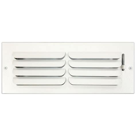 Ceiling Air Vents Home Depot by Speedi Grille 12 In X 12 In Ceiling Sidewall Vent