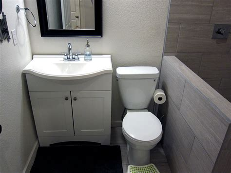 of in bathroom how to finish a basement bathroom before and after pictures