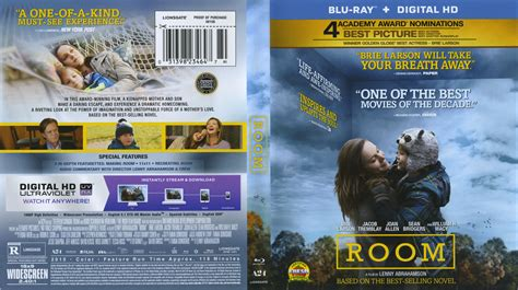 Room Dvd by Room Cover Label 2015