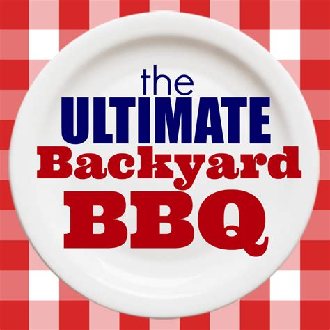 the backyard bbq guide ultimate picnic table plans the woodwork