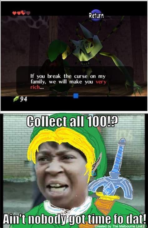 Legend Memes - majora s memes saving hyrule can wait zelda dungeon