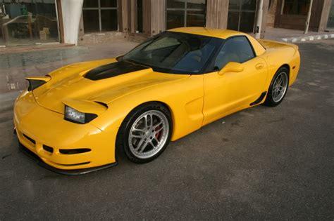 c5 corvette front bumper tiger shark front bumper custom splitters