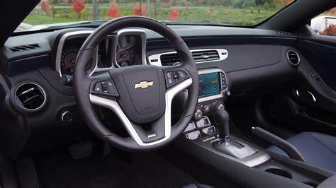 camaro 2015 interior review 2015 chevrolet camaro ss convertible canadian