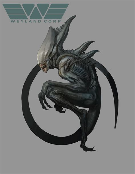 Imo Overol xenomorph stages unconfirmed on look lv426