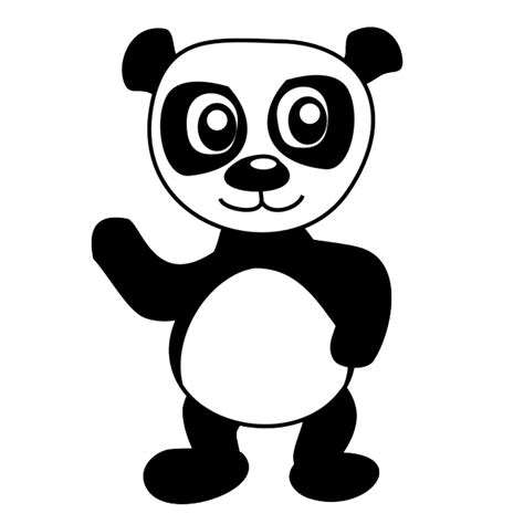 cute baby panda coloring pages a baby panda coloring pages