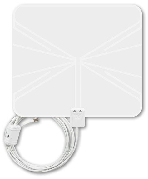 winegard flatwave fl 5500a uhf vhf lified indoor hd tv antenna for the air ota hdtv
