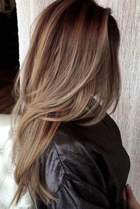 hairstyles for long straight hair with highlights 21 long haircuts with layers for every type of texture