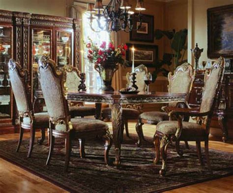 vintage dining room sets vintage dining room set old south furniture classic