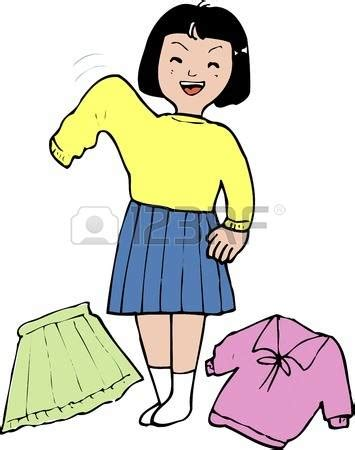 changing clothes clipart clipground