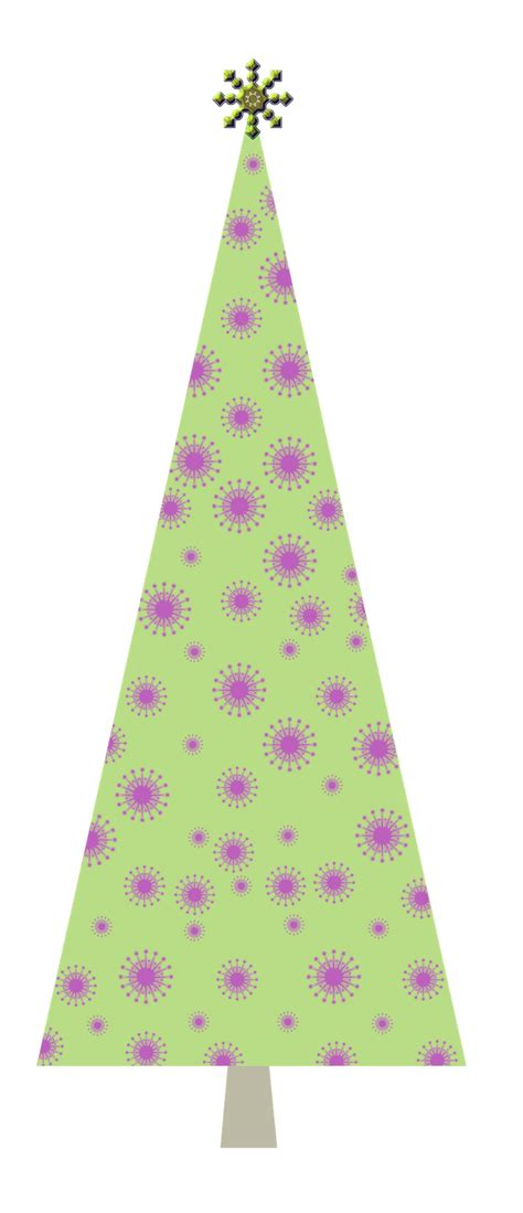 how to shape a christmas tree wrapped for vector shape trees