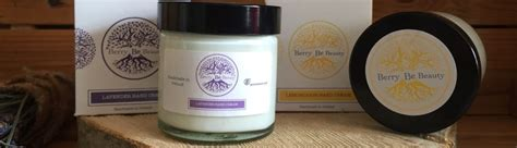 Handmade Candles Ireland - handmade products berry be