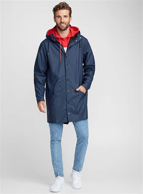 minimalist coat minimalist trench coat rains shop mens