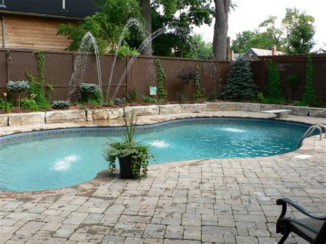 inground pool photos photos and ideas inground swimming pool landscape ideas mapo house and
