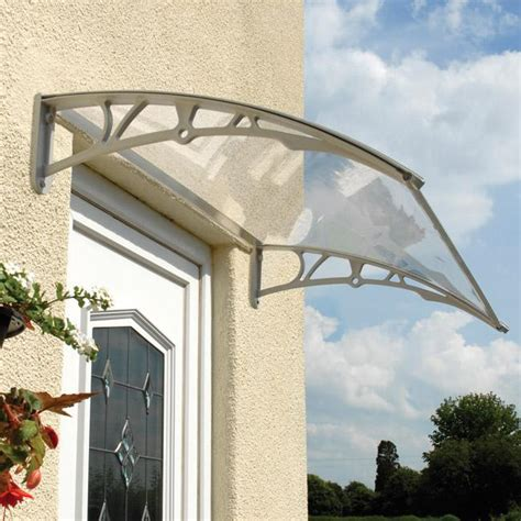 Door Shelter by Easy Fit Door Canopy Shedsdirectireland