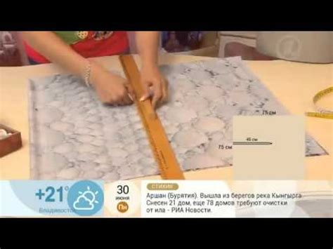 como hacer una alfombra con retazos de tela todo como hacer una blusa facilmente con un cuadrado de tela