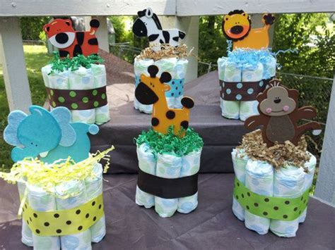 baby shower centerpieces idea for holding