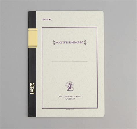 foolscap size writing paper b5 size foolscap notebook purple hickoree s