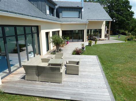Terassen Ideen 5281 terrasse en bois gu 233 rande 44 terrasse bois