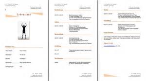 Lebenslauf Free Lebenslauf Vorlage Muster Beispiel Downloaden Kostenlos