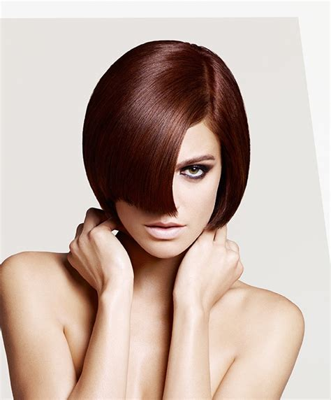 wella hairstyles a medium brown hairstyle from the wella collection no 22582