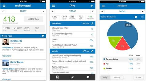 my fitness pal app for android six apps that ll help you stick to your new year s resolutions tech lists paste
