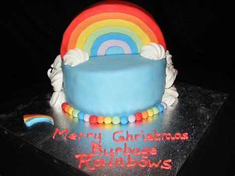 Cake Rainbow Decoration by Cake Decorating Ideas For Birthday