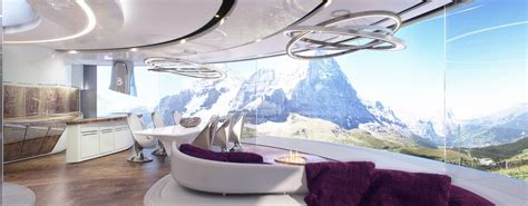 Interior Themes ufo house construction modules development and manufacturing