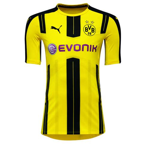 Sale Jersey Bola Borussia Dortmund Home Official 17 18 Grade Ori 16 17 borussia dortmund home soccer jersey shirt player