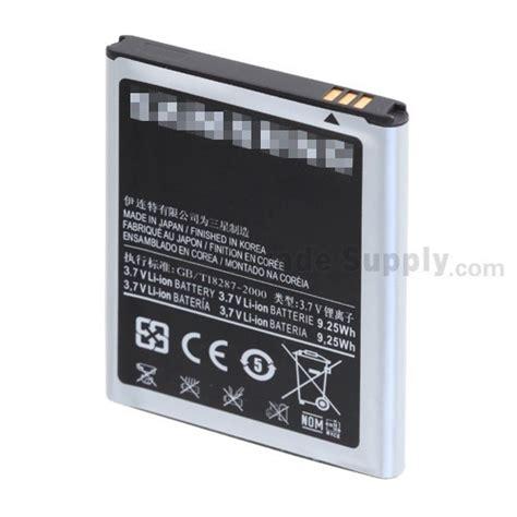 Battery Samsung Note 1 Baterai N7000 I9220 samsung galaxy note n7000 battery etrade supply