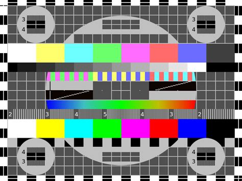 tv test pattern australia please stand by test cards doctor ojipl 225 tico