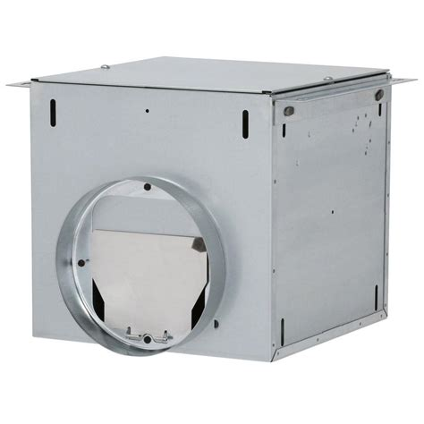 high volume bathroom extractor fan broan 293 cfm high capacity in line ventilation fan l300l
