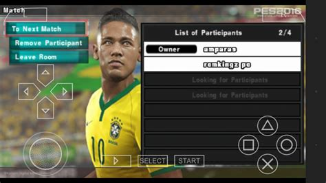 game psp pes 2016 format iso romkingz pro evolution soccer pes 2016 psp iso for