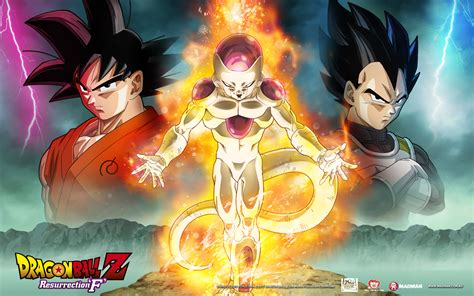 Dragon Ball Z Resurrection Wallpaper | anime wallpapers dragon ball z resurrection f