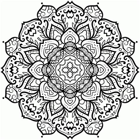 adult mandala coloring pages adult coloring pages mandalas az coloring pages