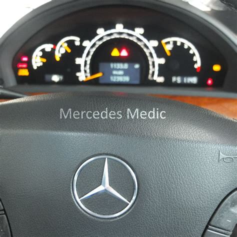 mercedes dashboard symbols mercedes benz dashboard symbols