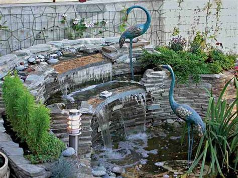 feng shui front yard water fountains front yard and backyard designs