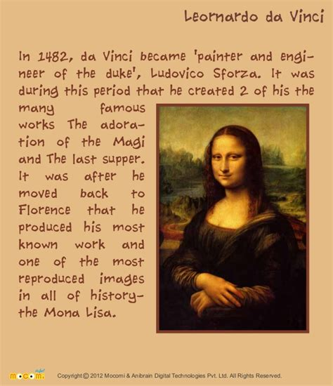 leonardo da vinci biography for students leonardo da vinci famous painters for kids mocomi com