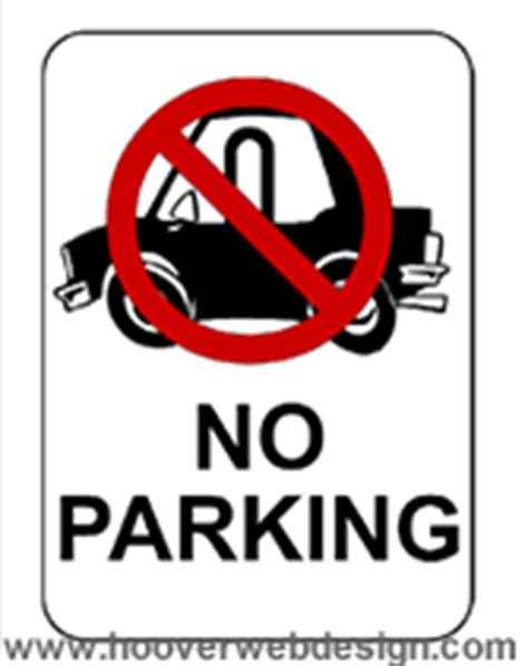 no parking signs template free reserved parking signs template