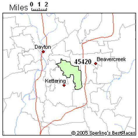 zip code map dayton ohio best place to live in dayton zip 45420 ohio