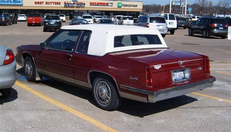 1988 Cadillac Coupe by Curbside Classic 1988 Cadillac Coupe De Ville How Not