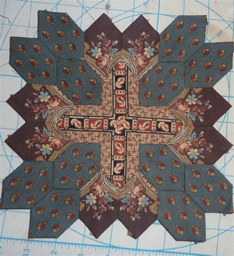 Patchwork Of The Crosses - boston patchwork of the crosses kit 26