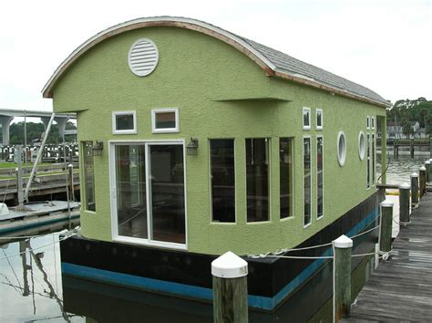 small house boat flagler houseboats