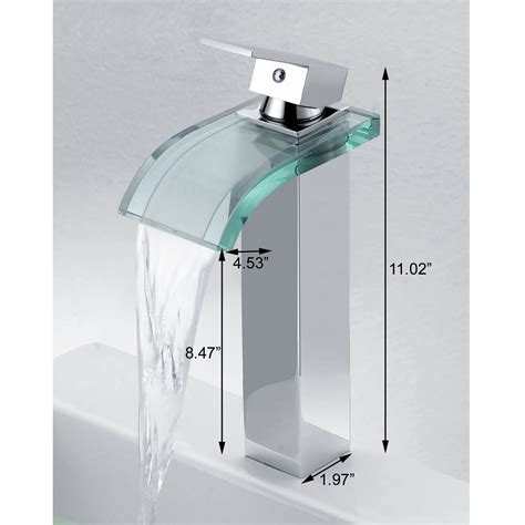 Tap Kitchen Faucet Elite 8866c New Style Led Light Water Faucet Tap 3 Color