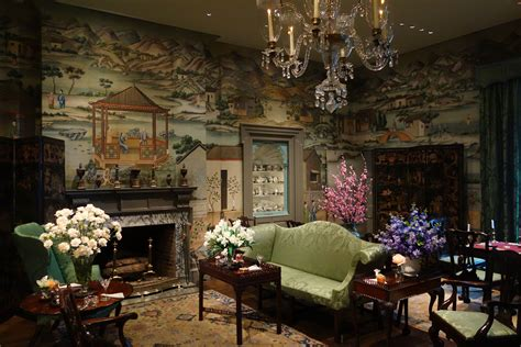 Chinese Interior Design by File Chinese Room Wallpaper From China 1775 1800